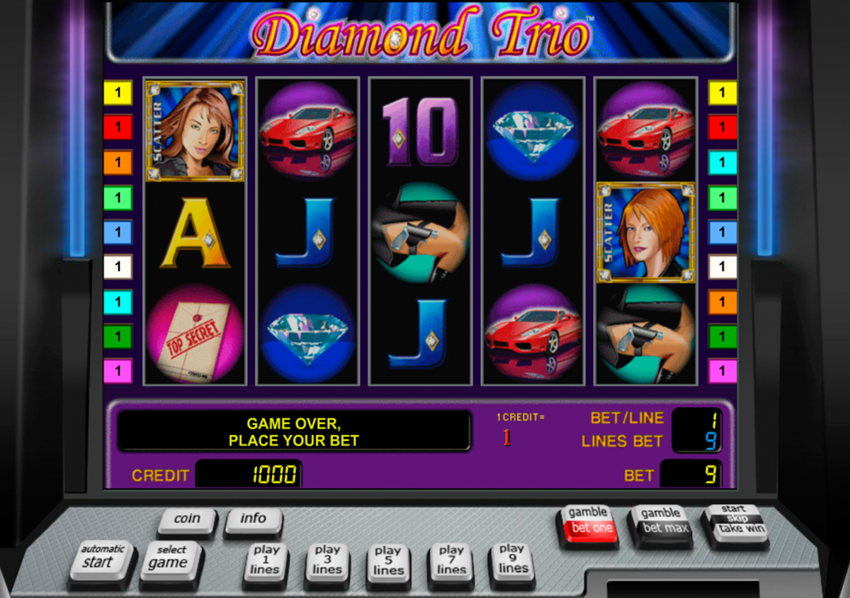 Spiele Twice The Diamonds - Video Slots Online