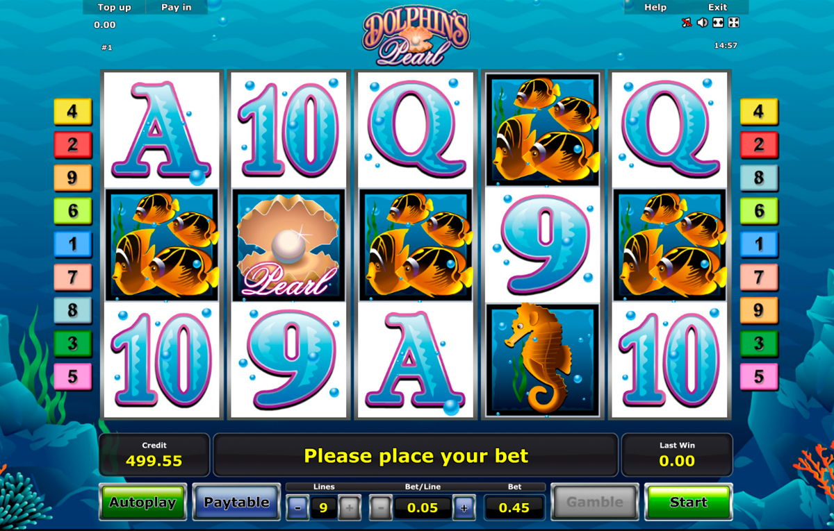Spiele Book & Pearls - Video Slots Online