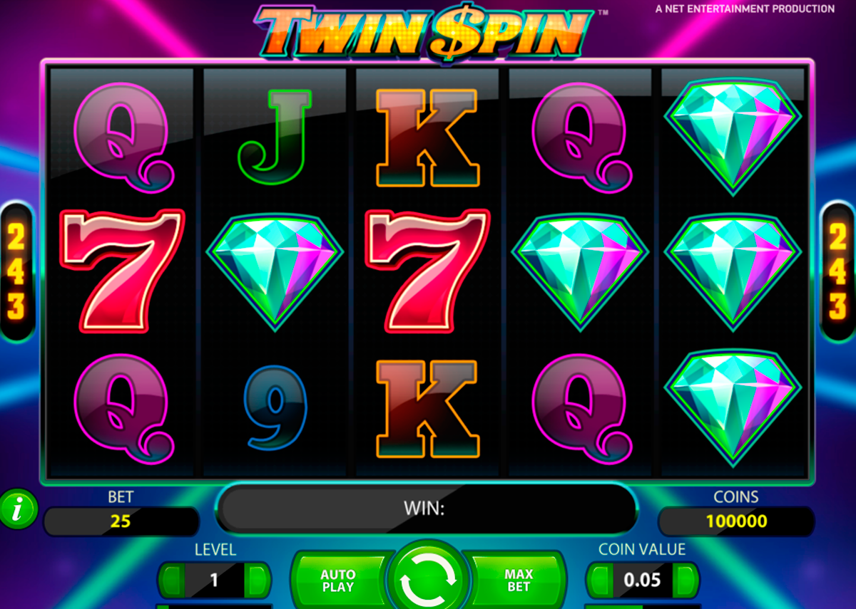 Spiele Twin HappineГџ - Video Slots Online